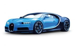 Bugatti-Chiron World's Fastest Cars 2017