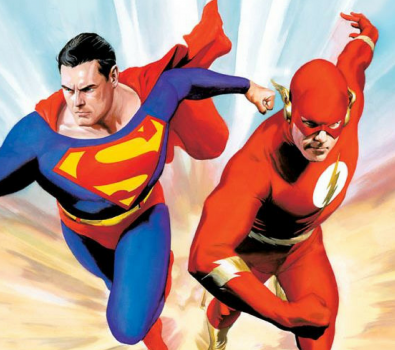 Superman Vs Flash who is the fastest