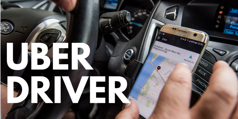 Beginners guide to uber driving