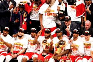 NBA 2019 champions