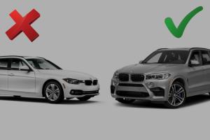 BMW Eliminates M Wagons