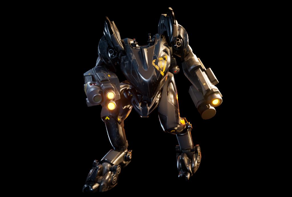 Fortnite Season 10 Brute mech