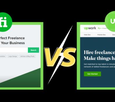 Fiverr Vs Upwork, A Review of Both Platforms